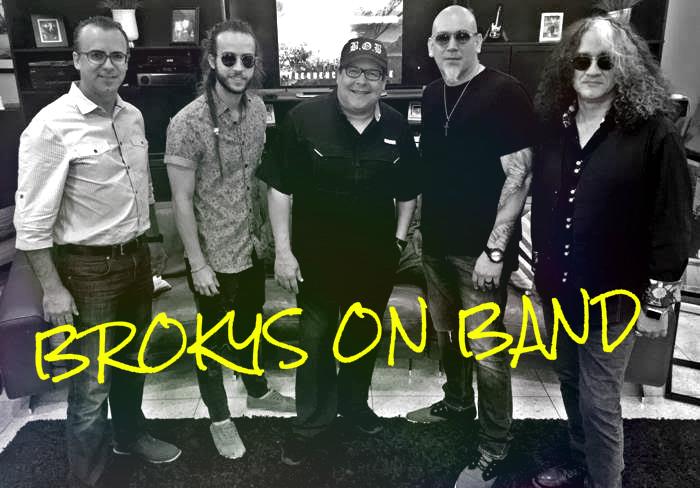 Brokys On Band
